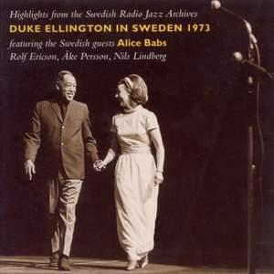 Duke Ellington in Sweden 1973