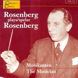 Rosenberg plays Rosenberg (The Musician) Product Image
