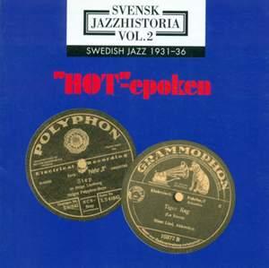 Swedish Jazz History, Vol. 2 (1931-1936) Product Image