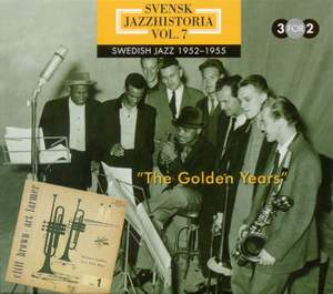 Swedish Jazz History, Vol. 7 (1952-1955)