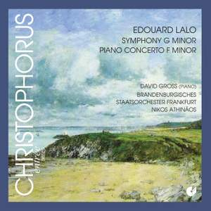 Lalo: Symphony in G minor & Piano Concerto in F minor Product Image