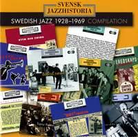 Swedish jazz 1928-1969 Compilation