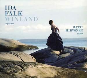 Winland, Ida Falk: Copland, Nystroem & Strauss
