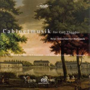 Cabinetmusik for Carl Theodor Product Image