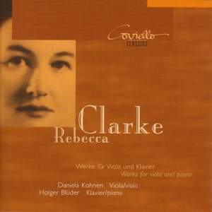 Rebecca Clarke: Viola Works