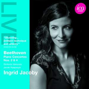 Ingrid Jacoby plays Beethoven Piano Concertos