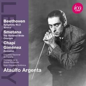 Ataúlfo Argenta conducts Beethoven & Smetana