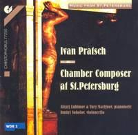 Ivan Pratsch: Chamber Composer at St Petersburg