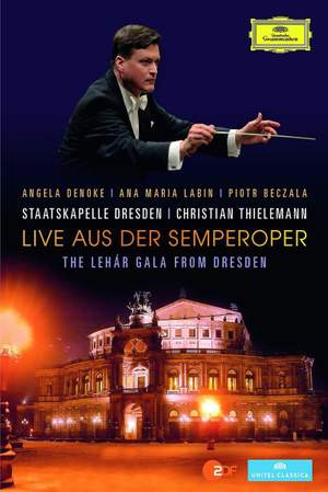 Live aus der Semperoper - The Lehár Gala From Dresden Product Image