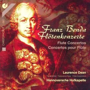 Benda: Flute Concertos & Violin Sonata in G major