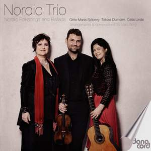 Nordic Folksongs and Ballads