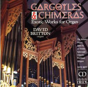 Gargoyles and Chimeras