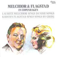 Melchior and Flagstad in Copenhagen