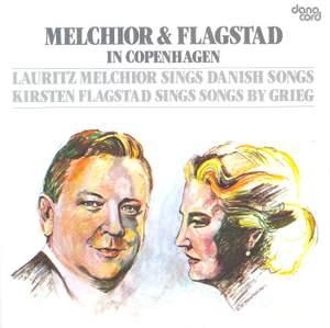 Melchior and Flagstad in Copenhagen