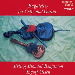 Bagatelles for Cello and Guitar