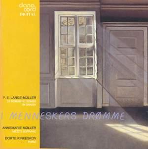 LANGE-MULLER, P.: Vocal Music (Moller, Kirkeskov)