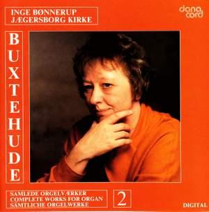 Buxtehude: Organ Music Vol. 2