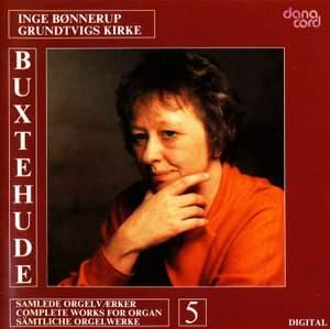 Buxtehude: Organ Music Vol. 5