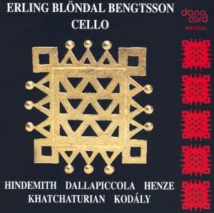 Erling Blondal Bengtsson - cello
