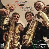 Piazzolla: Four Seasons of Buenos Aires