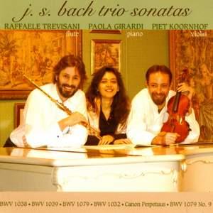 JS Bach: Trio Sonatas Product Image