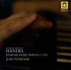 Handel: Keyboard Suites, HWV 426-433 & Chaconne, HWV 435