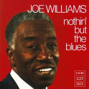 Joe Williams: Nothin' but the Blues Product Image