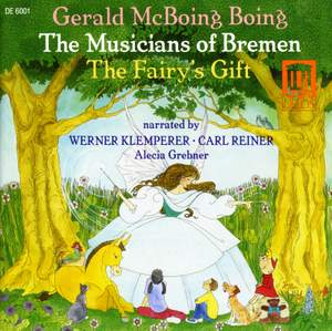 The Musicians of Bremen, The Fairy's Gift & Gerald McBoing-Boing Product Image