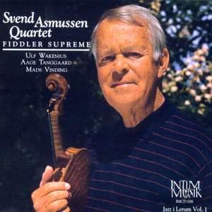 Svend Asmussen Quartet: Fiddler Supreme