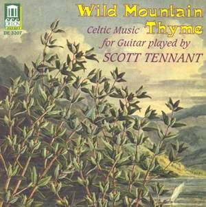 Wild Mountain Thyme: Celtic Guitar Music