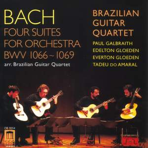 Bach, J S: Orchestral Suites Nos. 1-4, BWV1066-1069 Product Image
