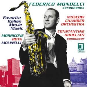 Morricone: Favourite Italian Movie Music