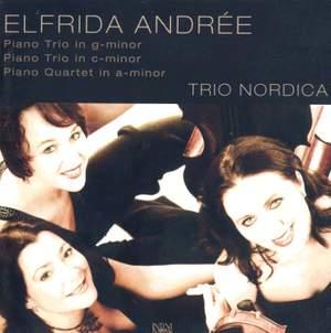 Elfrida Andrée: Piano Trios & Quartet Product Image