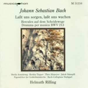 Bach: Lasst uns sorgen, lasst uns wachen