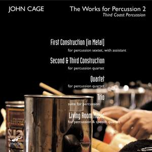 Cage: The Percussion Works 2
