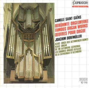 Saint-Saëns: Organ Music
