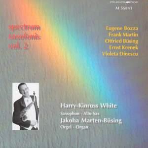 Spectrum Saxofonis, Vol. 2 Product Image