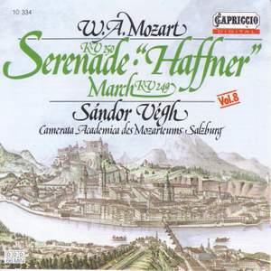 Mozart: Haffner Serenade & March in D major