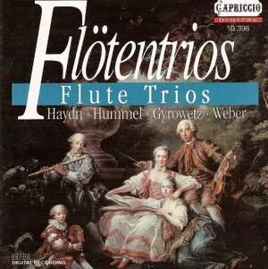 Flute Trios: Hummel, Haydn, Gyrowetz & Weber