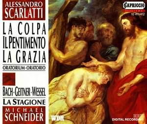Scarlatti: Oratorio per la Passione di Nostro Signore Gesu Cristo ...