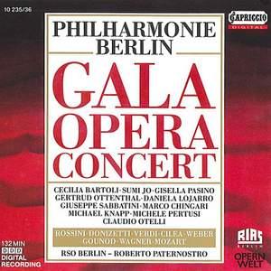 Philharmonie Berlin: Gala Opera Concert