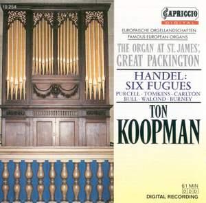 Ton Koopman: Organ Recital
