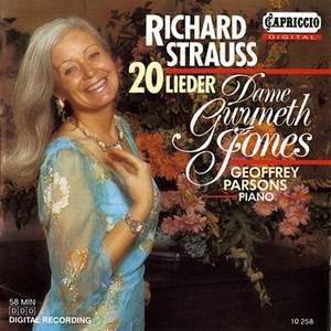 Strauss: 20 Lieder