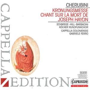 Cherubini: Mass in A major & Chant sur la mort de Haydn
