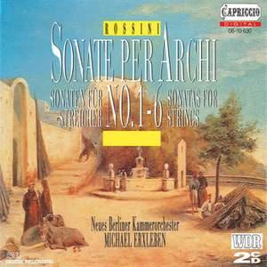 Rossini: Sonate a quattro etc