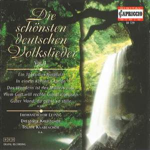 Die schonsten Deutschen Volkslieder, Vol. 1