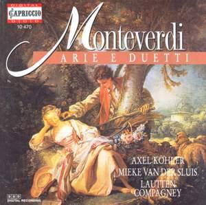 Monteverdi: Vocal Music