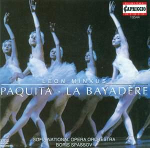 Minkus: La Bayadère & Paquita