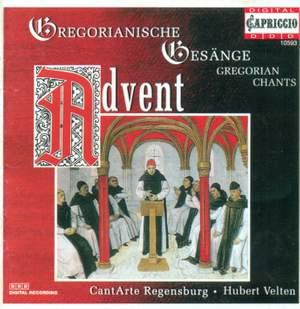 Advent Gregorian Chants Product Image