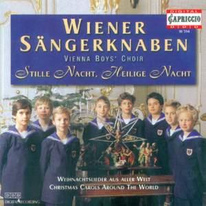 CHRISTMAS CAROLS AROUND THE WORLD (Vienna Boys Choir) Product Image